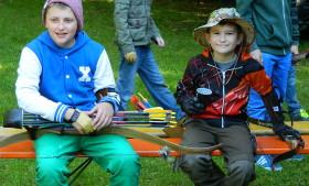"""Hervorragende Platzierung der """"Heidelberg Archers Kinder"""" in Bad Mergentheim"""